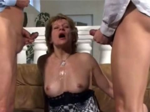 Violette recommends Pussy tongue girl pegging