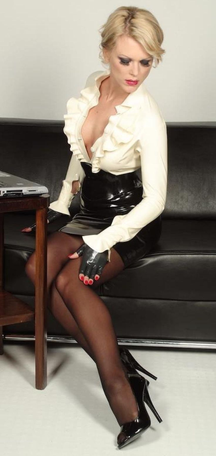 Office latex students glamour
