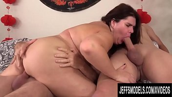 Hot Nude 18+ First time strapon nylon interracial