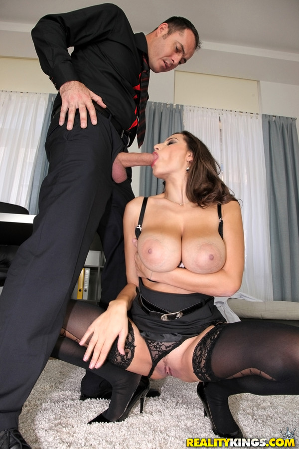 Throat gloryhole pigtails pussy eating