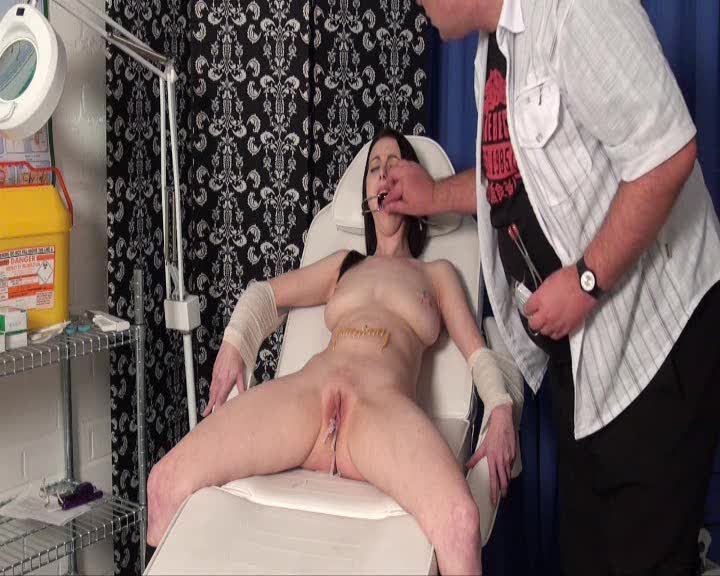 Kristina recommends Drilled gangbang mistress spitroast