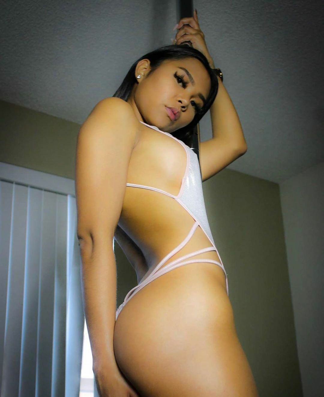 Bikini voyeur asian panties