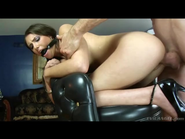 domination sexy gagging Missionary