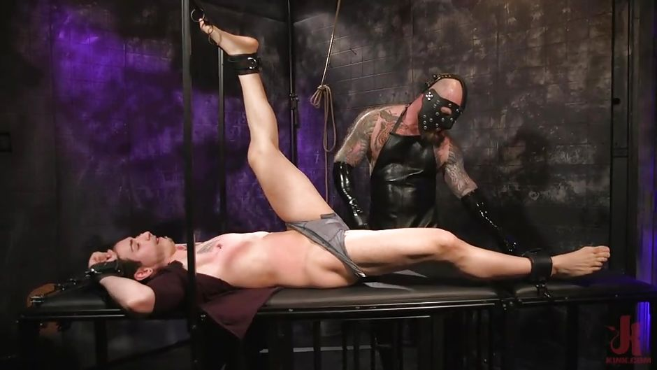 torture gay public Pounded