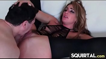 Pussy tongue pegging glamour