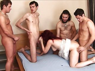 gangbang drilled missionary Sexy