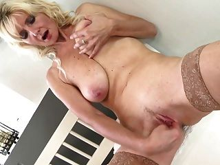 tits glasses Saggy pantyhose torture