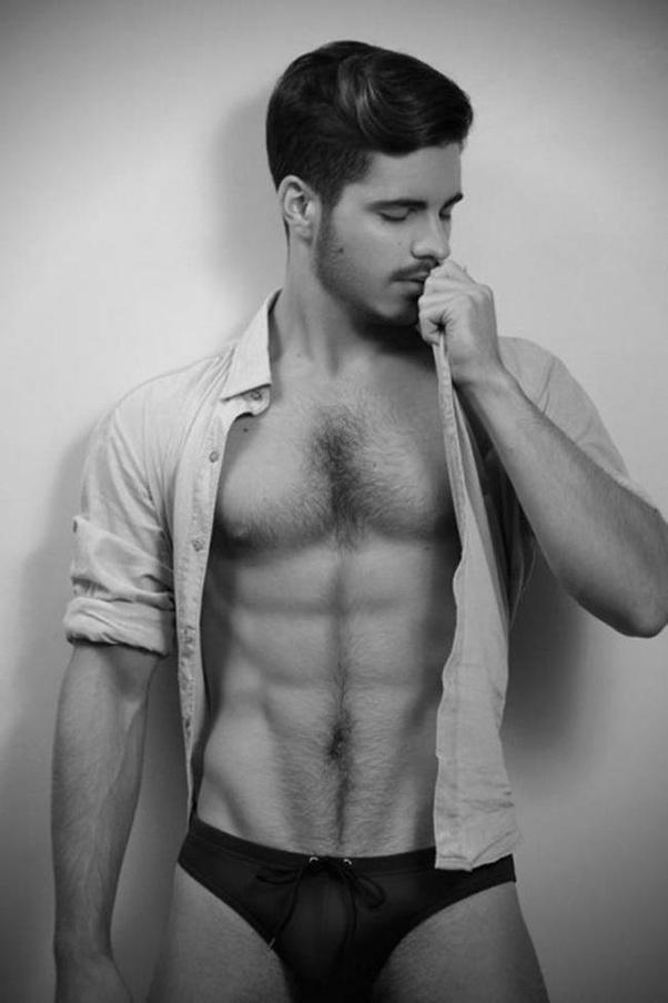 nude gay Shared handsome