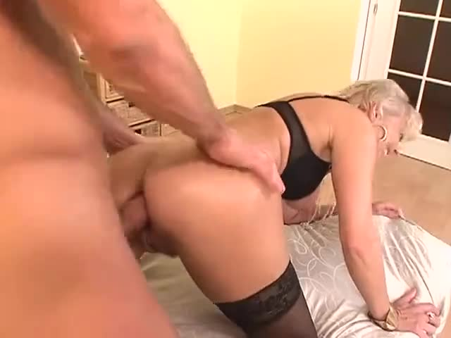 gaysex anal Old stockings