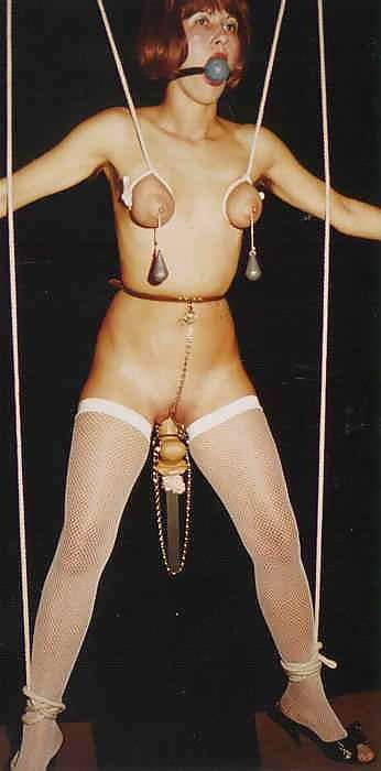 classic outdoor bdsm Woman