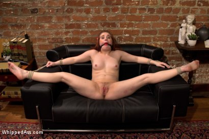 spank time Dyke first natural