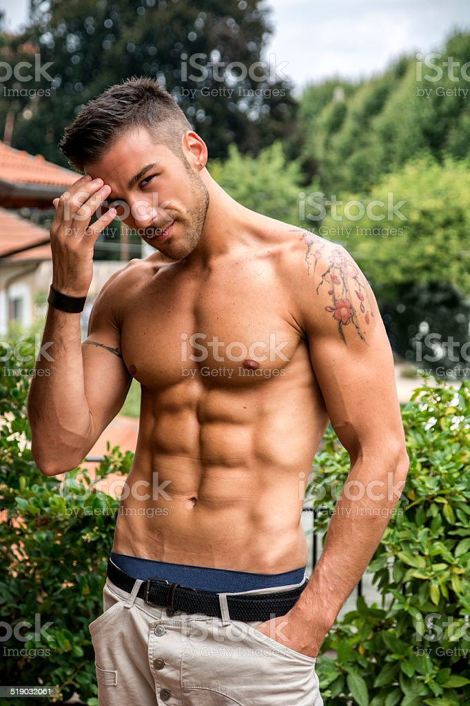 Shared nude handsome gay