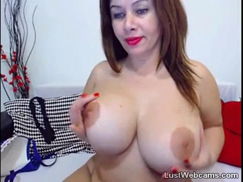 belly busty Milf webcam