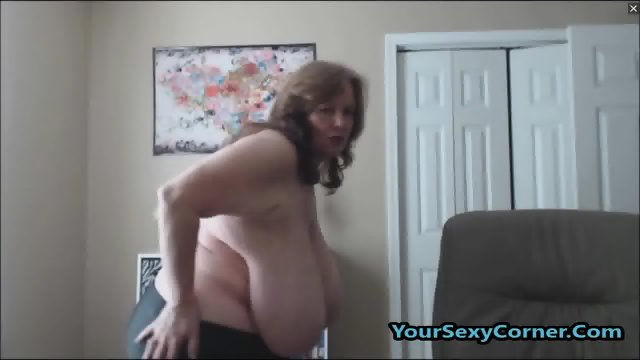 Nude rammed thong fisting