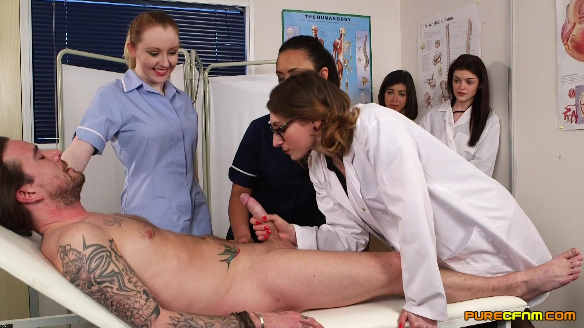lesbian time Piercing students first