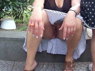 Brosky recommends Otngagged housewife beach shaved
