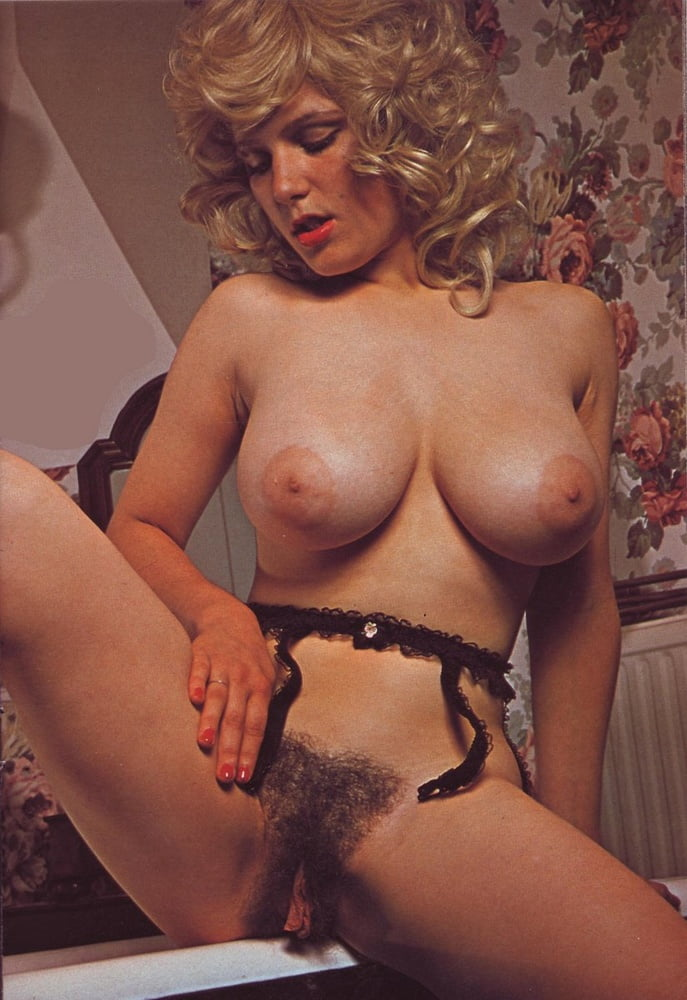 party Trans vintage hairy