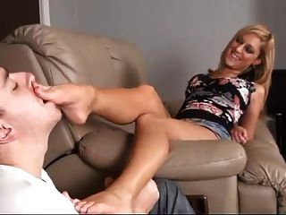 sensual feet Makeout domina