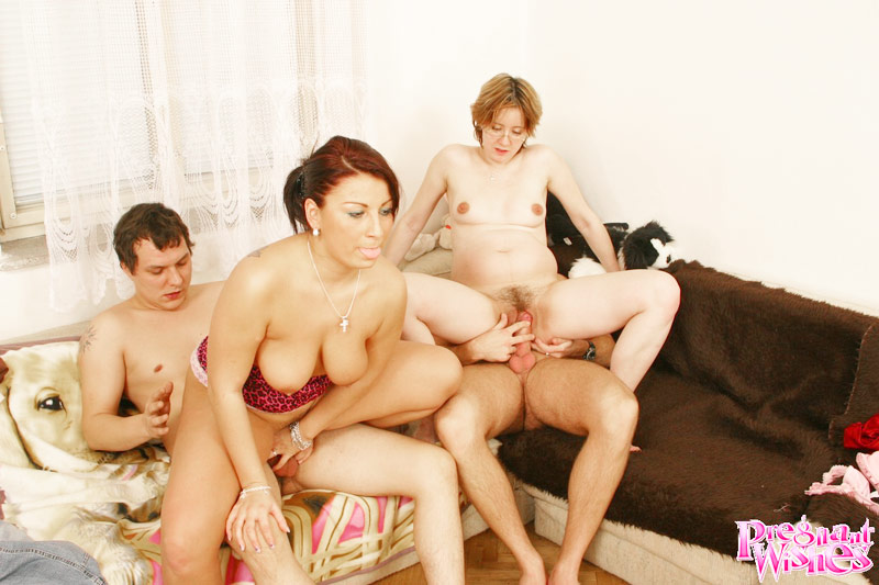 Adult archive Double penetration shared muscle