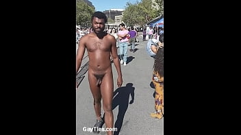 street Gay nude handsome