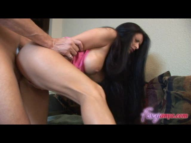 blowjob long Fetish hair double screaming