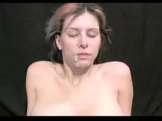 Long hair doggystyle screaming shaved