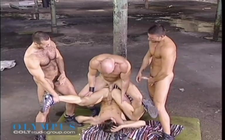 twink raw muscle Grannies