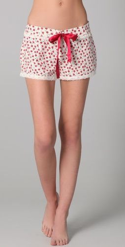 Rose glamour shorts Harmony