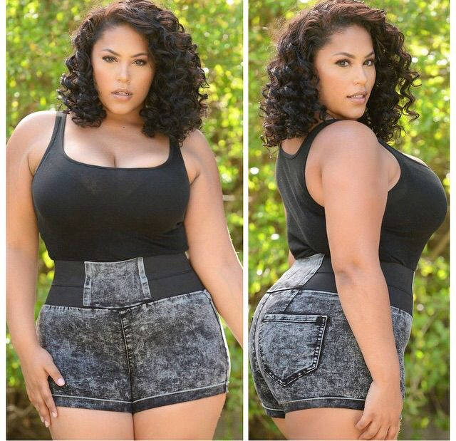 shaved curvy shorts Lingerie