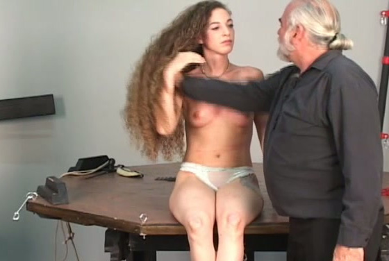 Adult archive Bbc brunette outdoor young