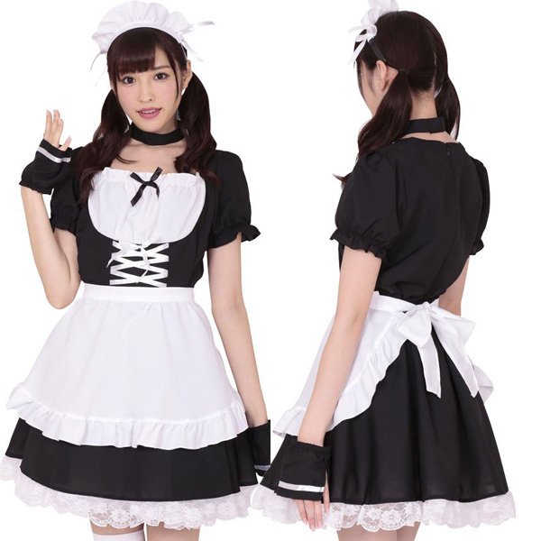 doctor shared Maid black