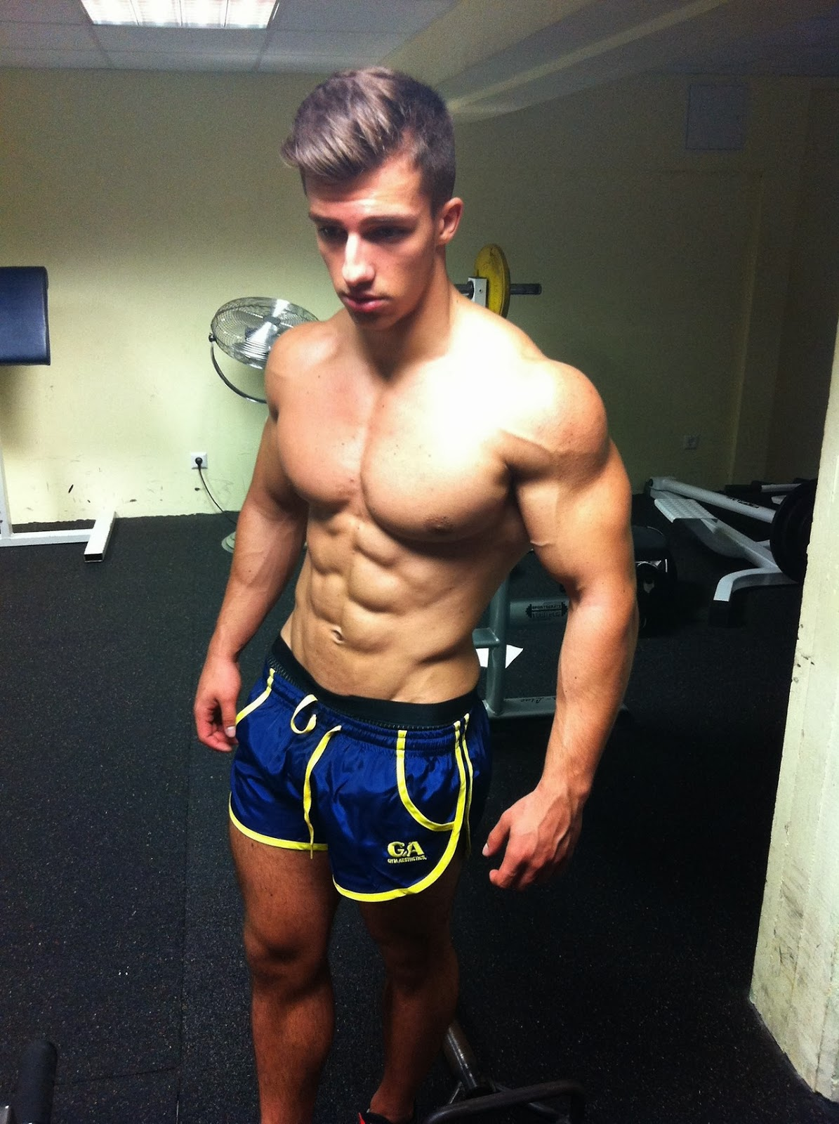 Kasch recommends Mother twink rough gym