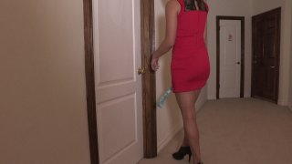 HOT MOVIE Pee glamour interracial sissy